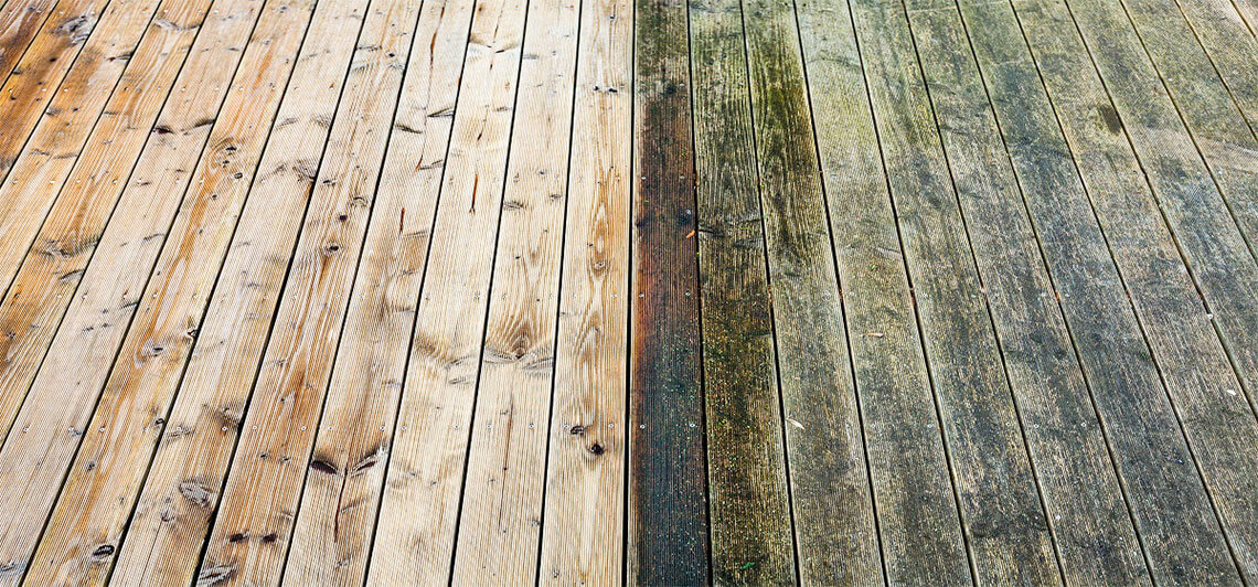 deck cleaning services Baraboo, WI